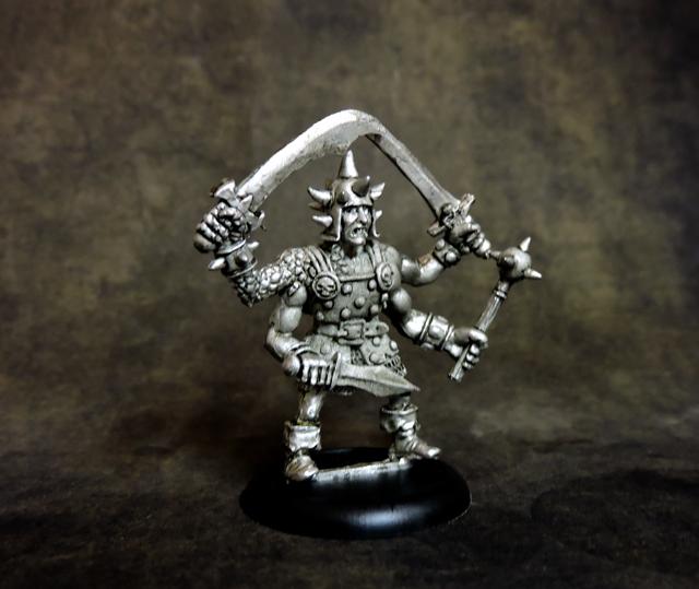 深淵の兵長:切り刻むもの - 画像3