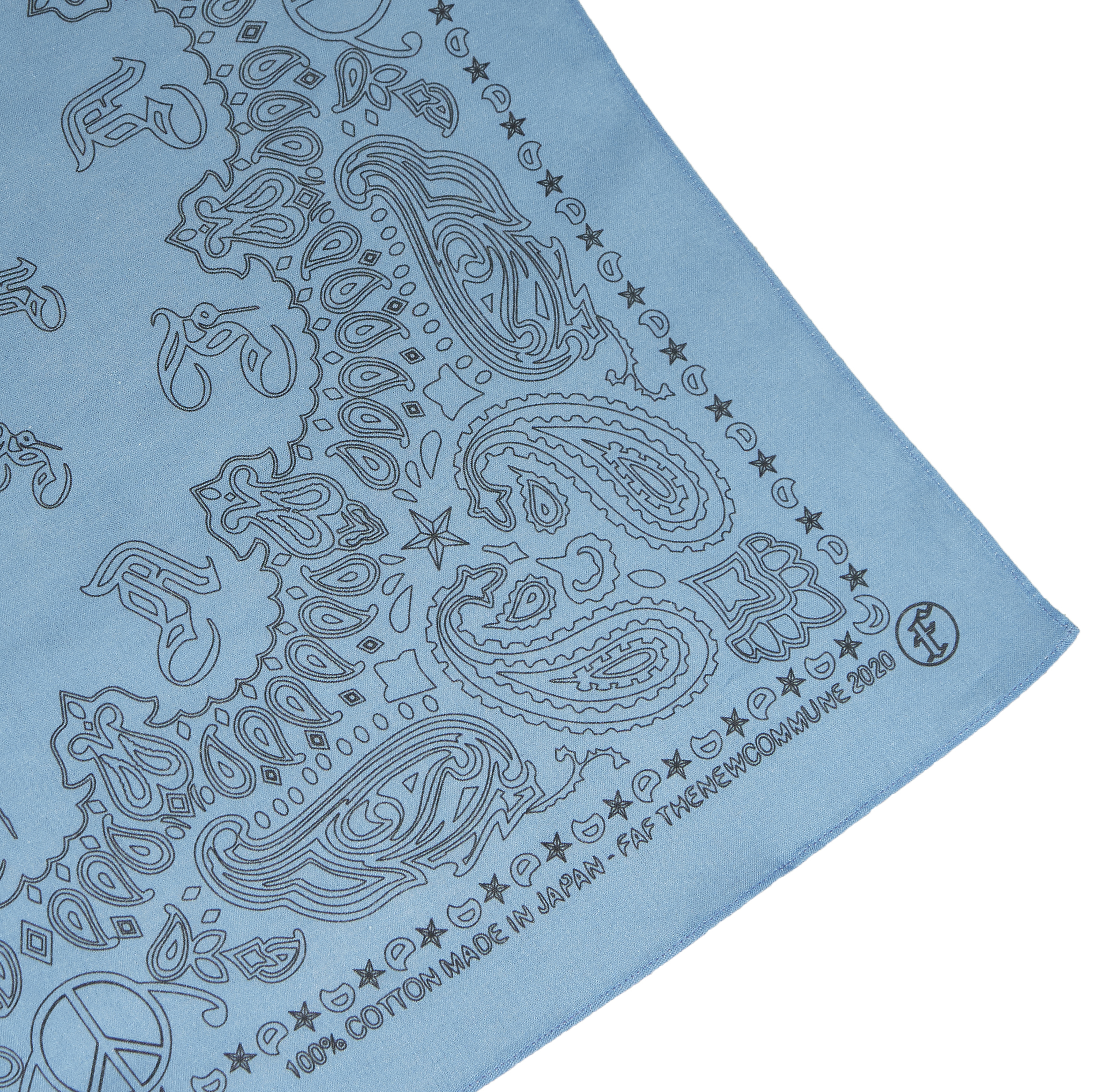 bandana -blue- - 画像2
