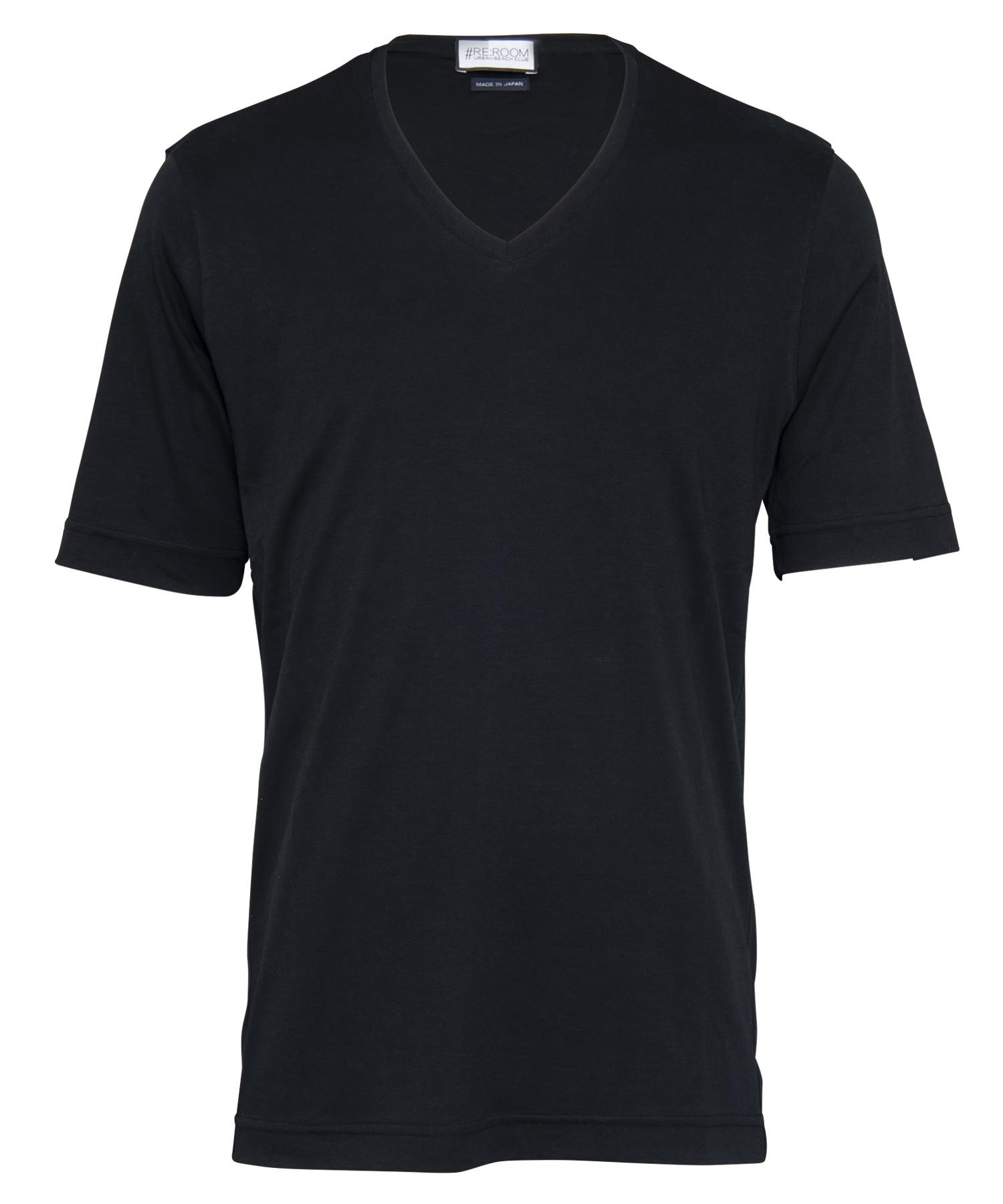 PREMIUM COTTON DRESS V NECK T-shirts[RUC002]