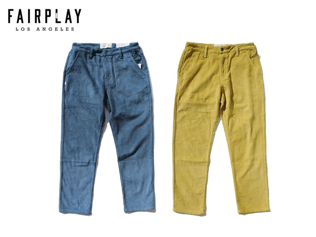 Fairplay|Corduroy Pants