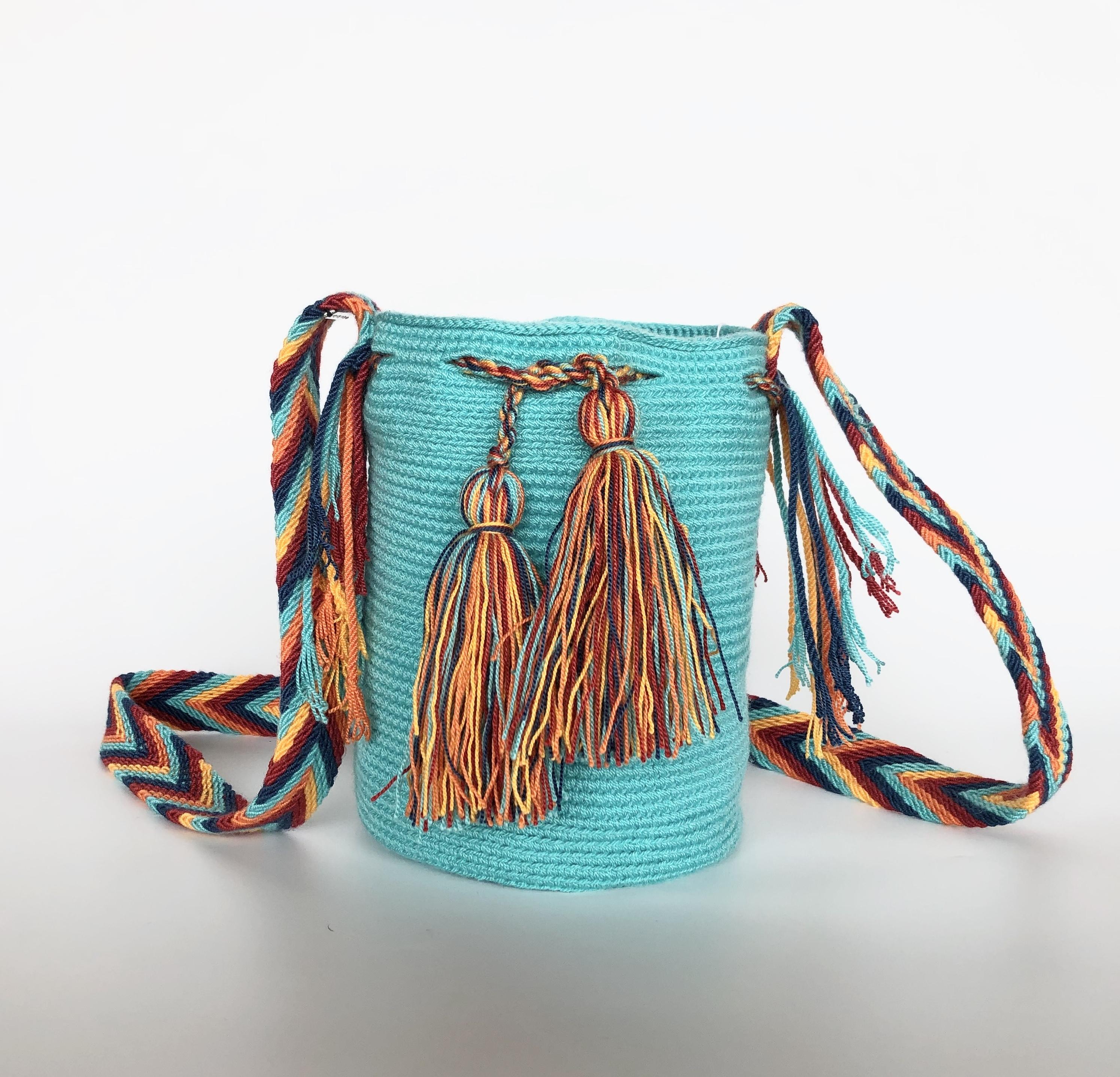 ワユーバッグ (Wayuu bag) Basic line Sサイズ