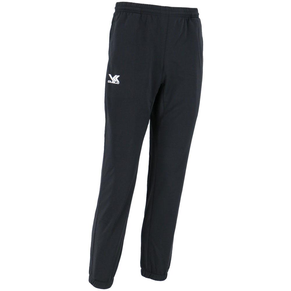 D-007 Jersey Long Pants BLK