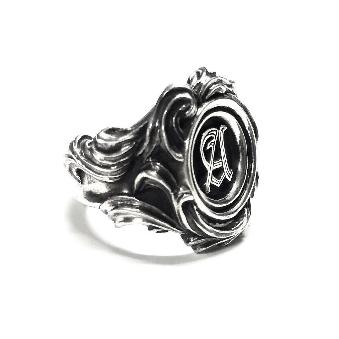 inoutdesign/Circle A Ring - 画像2