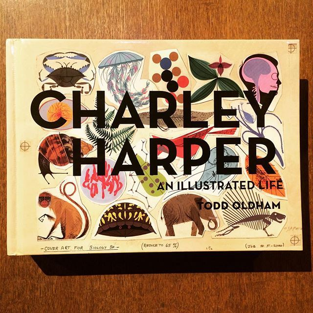 イラスト集「An Illustrated Life/Charley Harper」 - 画像1