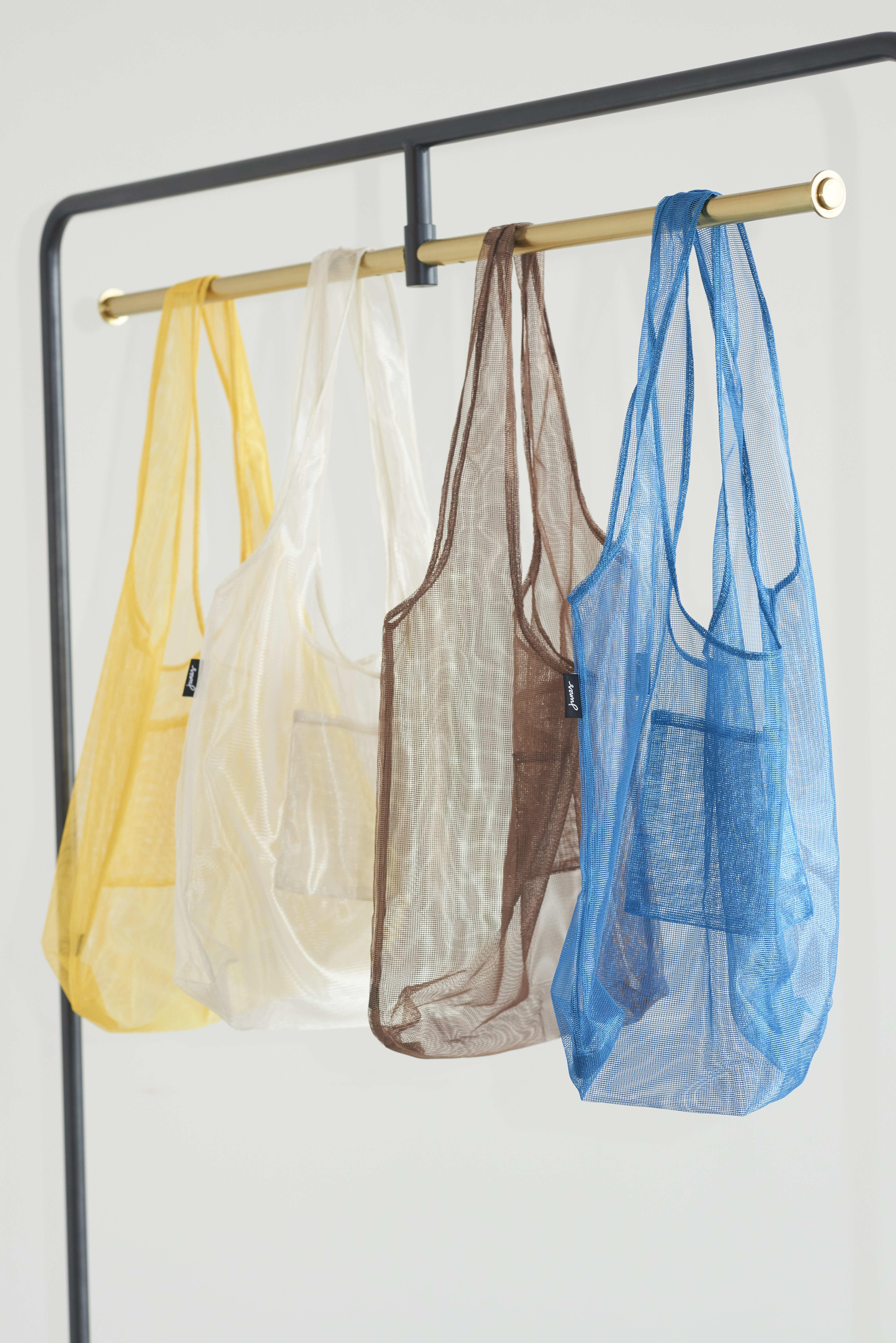 JUNES mesh bag