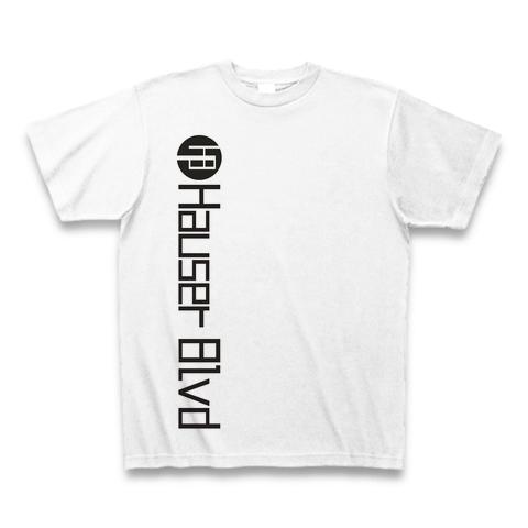 Hauser-Blvd Tシャツ type C