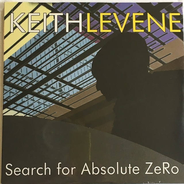 【LP x 2・英盤】Keith Levene / Search for Absolute Zero
