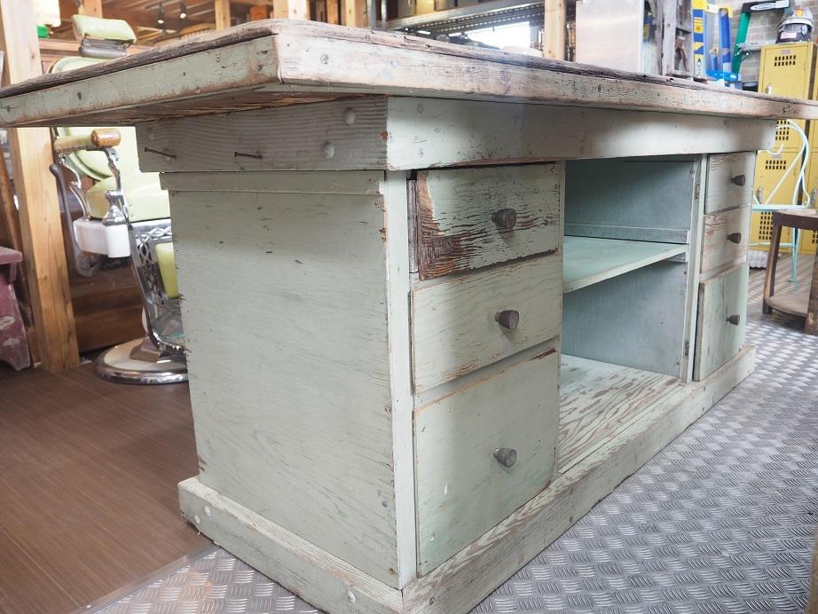 品番0166 1950's カッターテーブル / 1950's Cutter Table 011