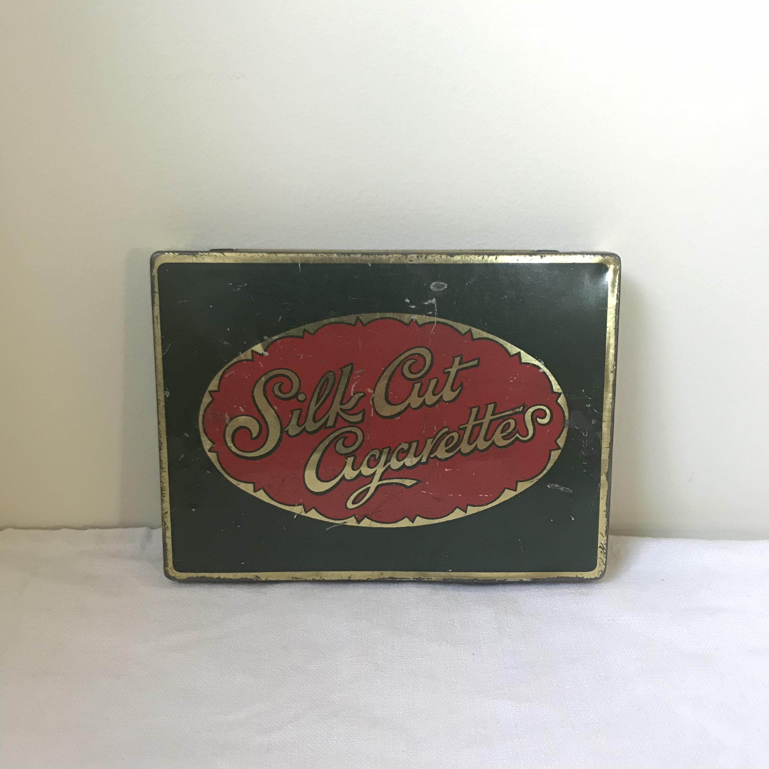 タバコの缶