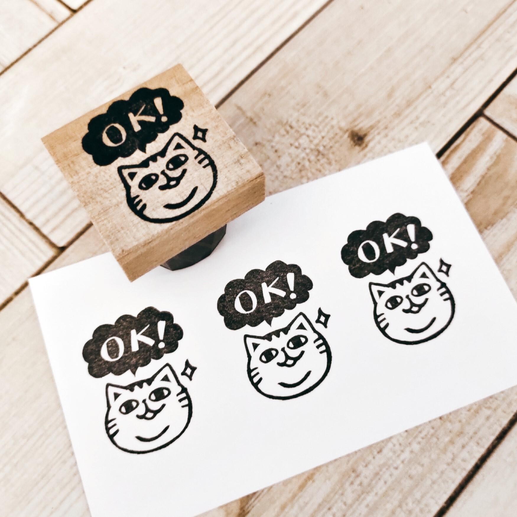 関西弁ネコ「OK!」