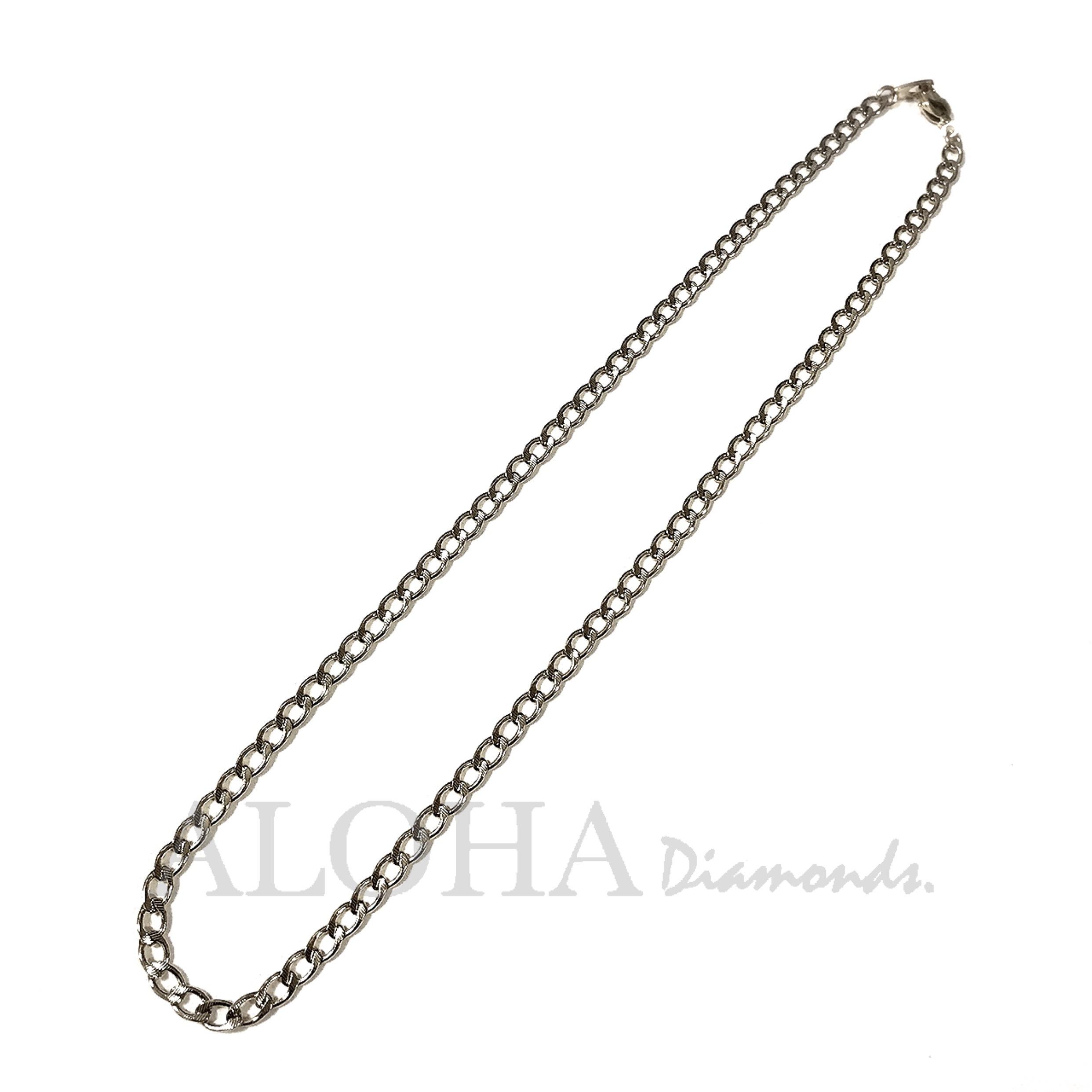 ✴︎✴︎✴︎The chain - No.5 ✴︎✴︎✴︎シルバー/ネックレス 51cm(ネックレス単品)