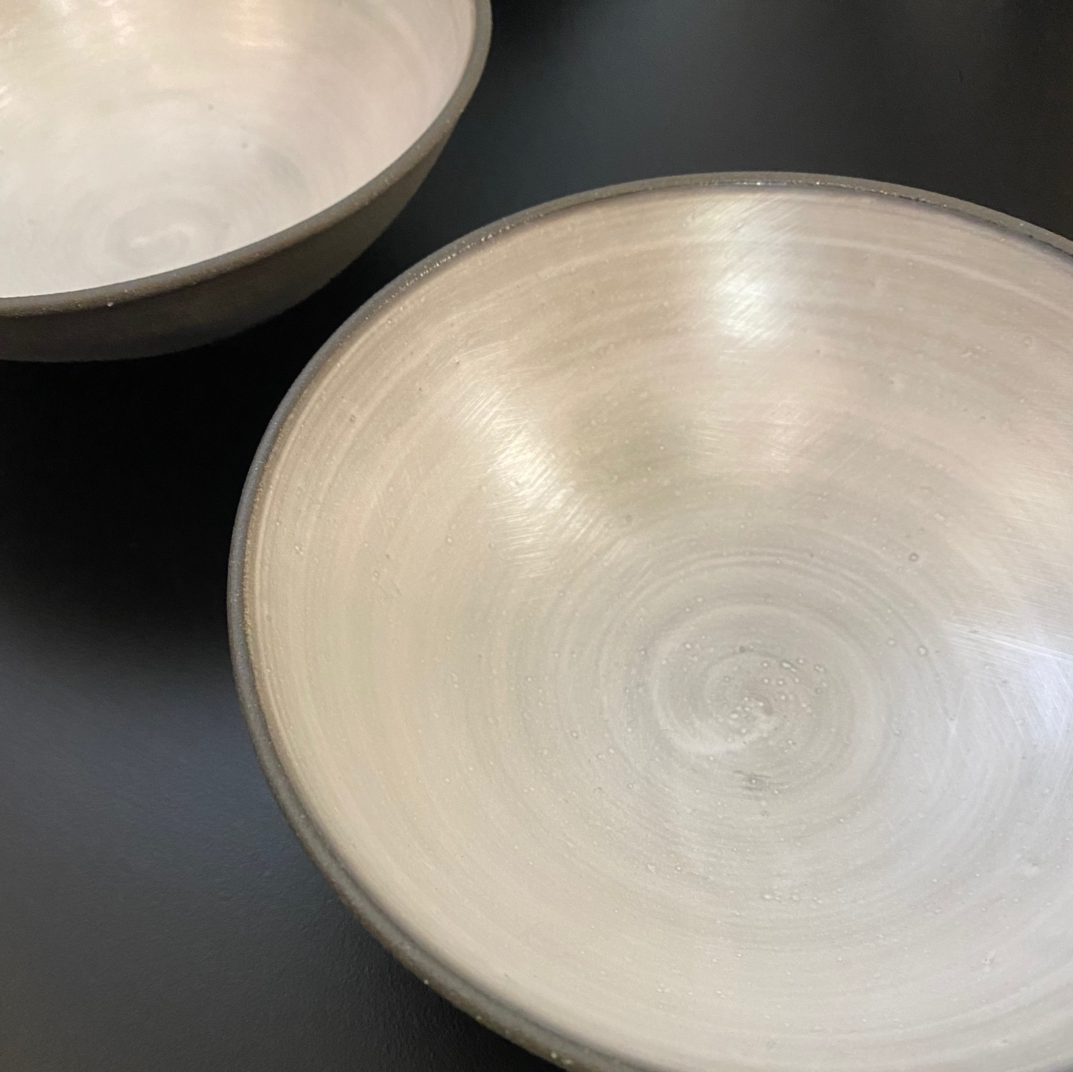 国土銀彩5寸鉢