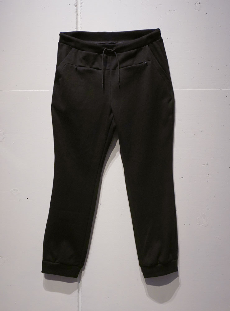 NOMAD TRAVEL LINE Relax Pants ブラック