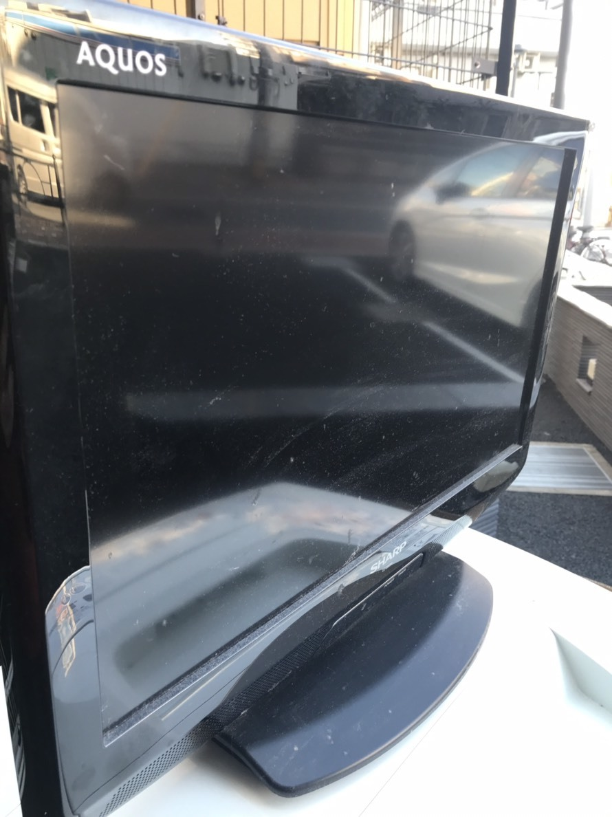 20型 液晶カラーテレビ シャープ AQUOS LC-20E90 2011年製