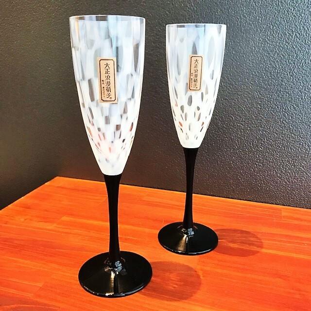 フルートワイングラス