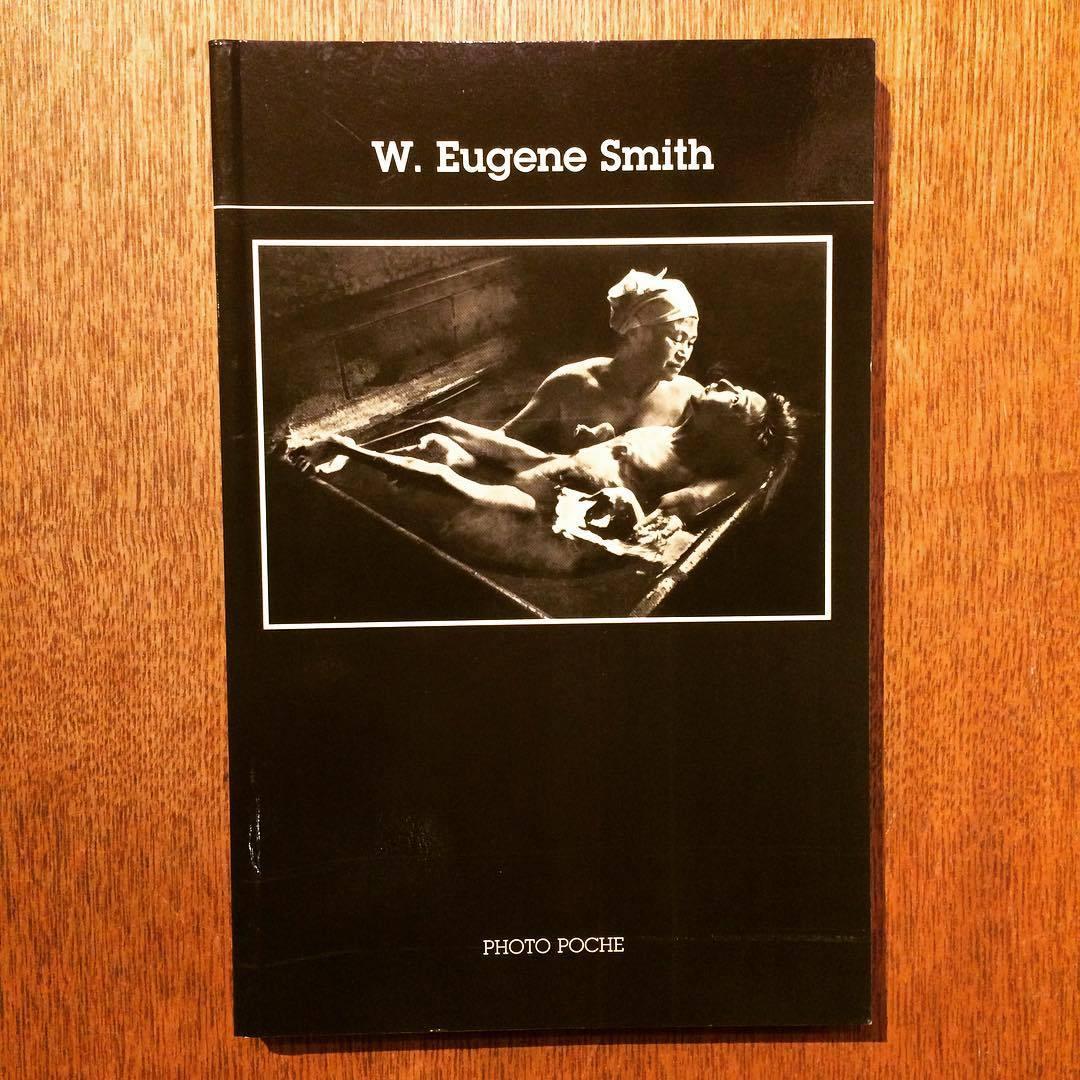 ユージン・スミス写真集「W.Eugene Smith(Photo poche)」 - 画像1