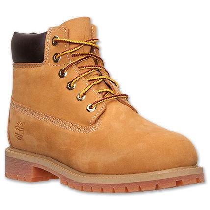 子供用★Timberland 6 inc Premium Boots Kids Youth