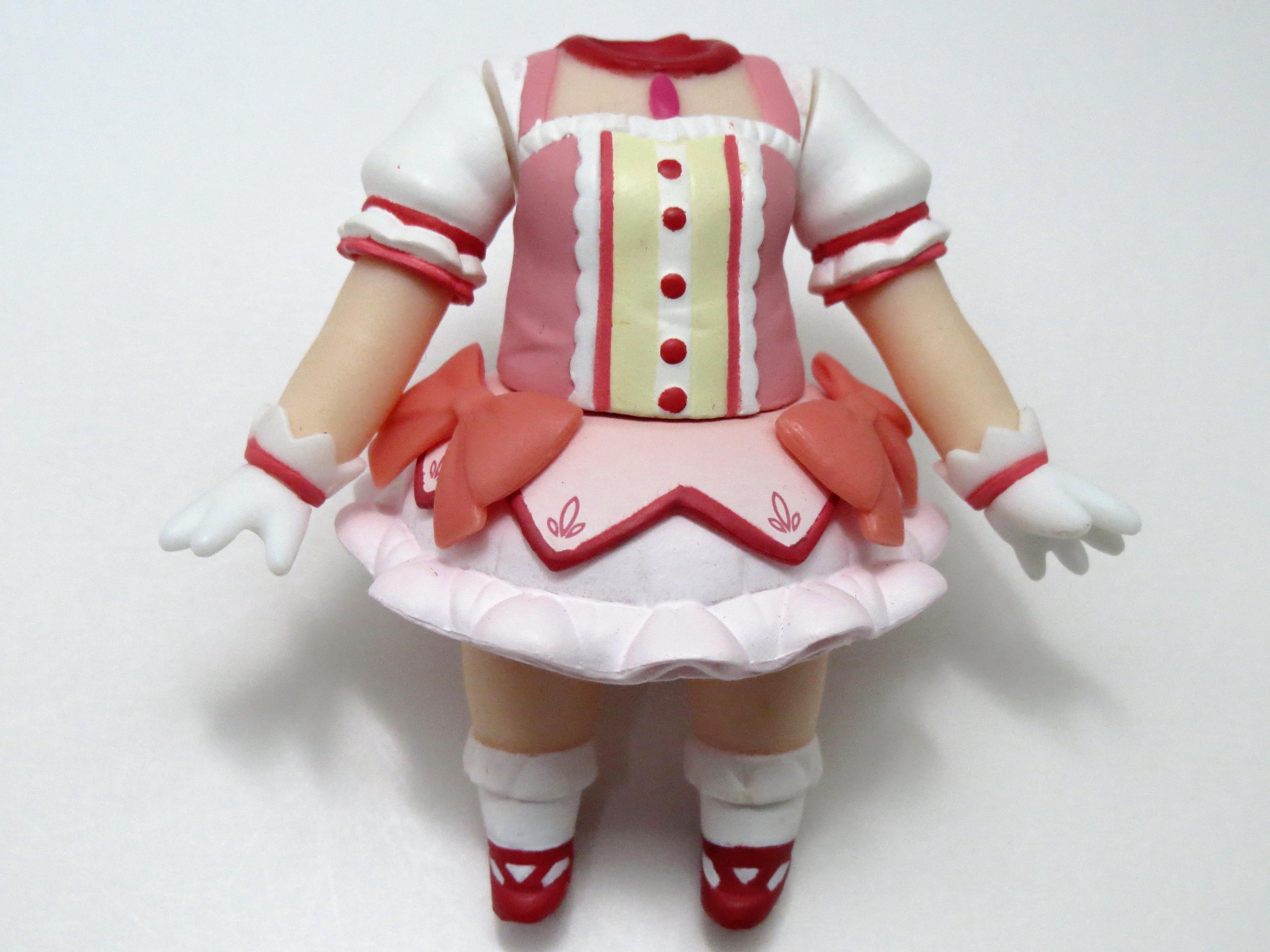 【174】 鹿目まどか 体パーツ 魔法少女の服 ねんどろいど