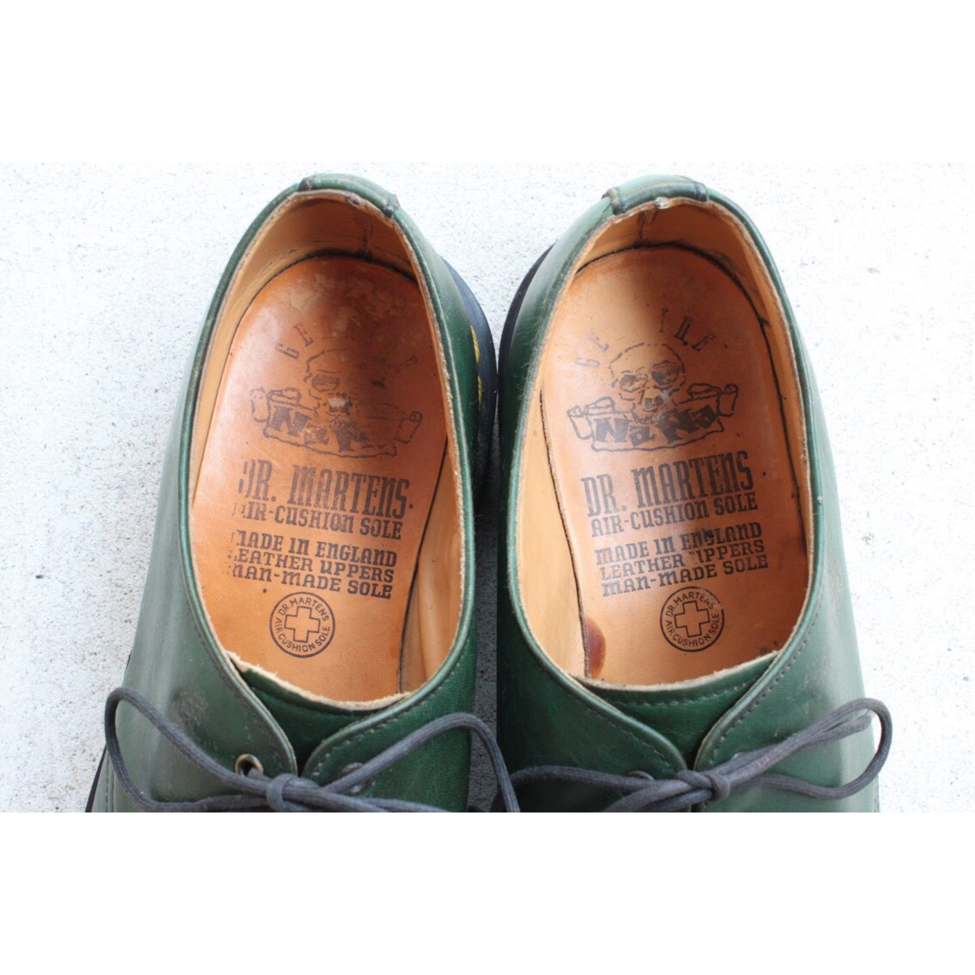 Dr. Martens 3 hole Made in England size 10