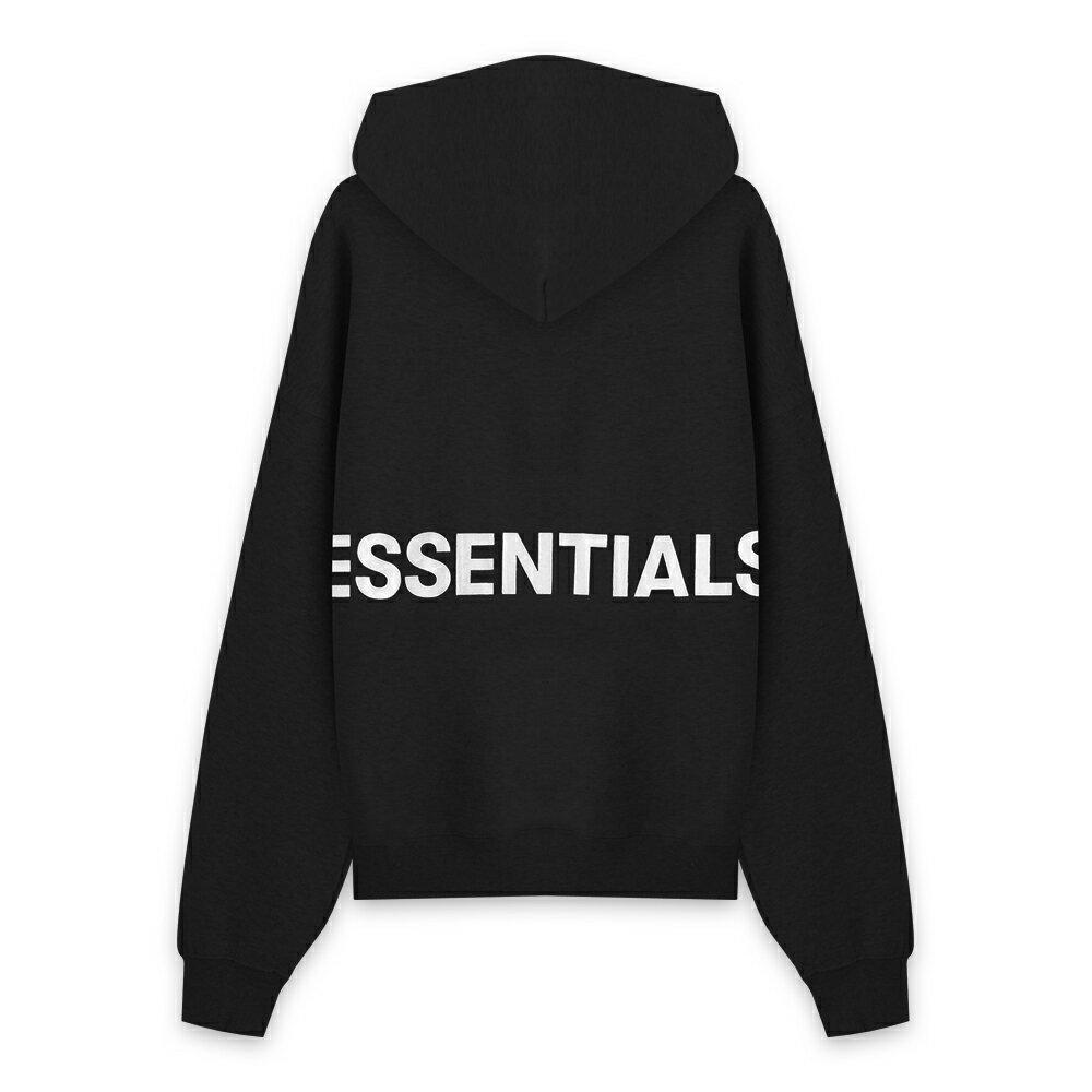 FOG ESSENTIALS / Graphic Pullover Hoodie / BLACK 2019SS