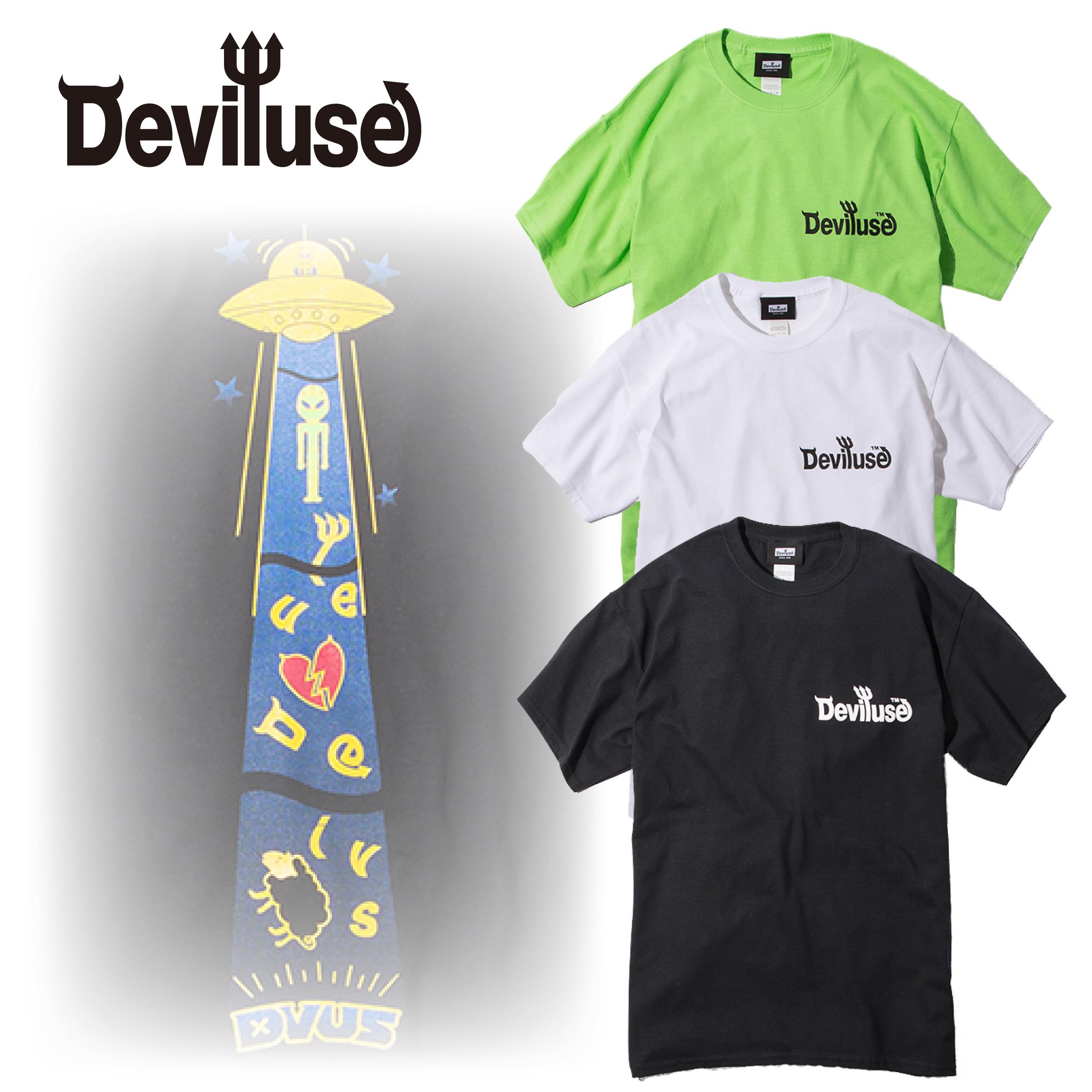 Deviluse(デビルユース) | UFO T-shirts