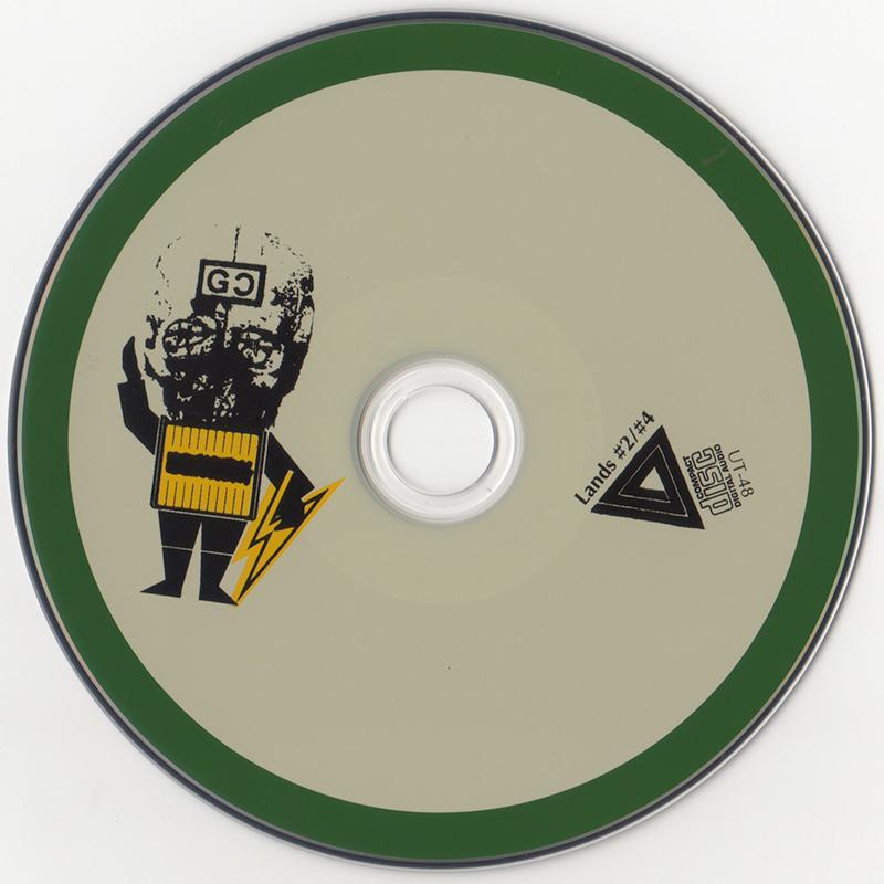 GUILTY C. - Lands #2/#4  CD - 画像4