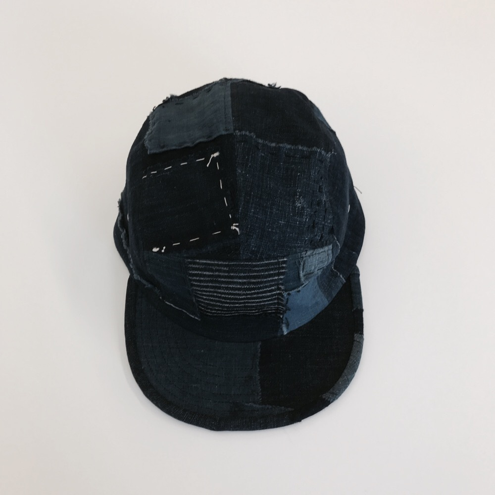 KUON 襤褸Work Cap #01AB
