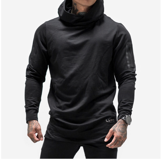 LIVE FIT Assassin Hoodie