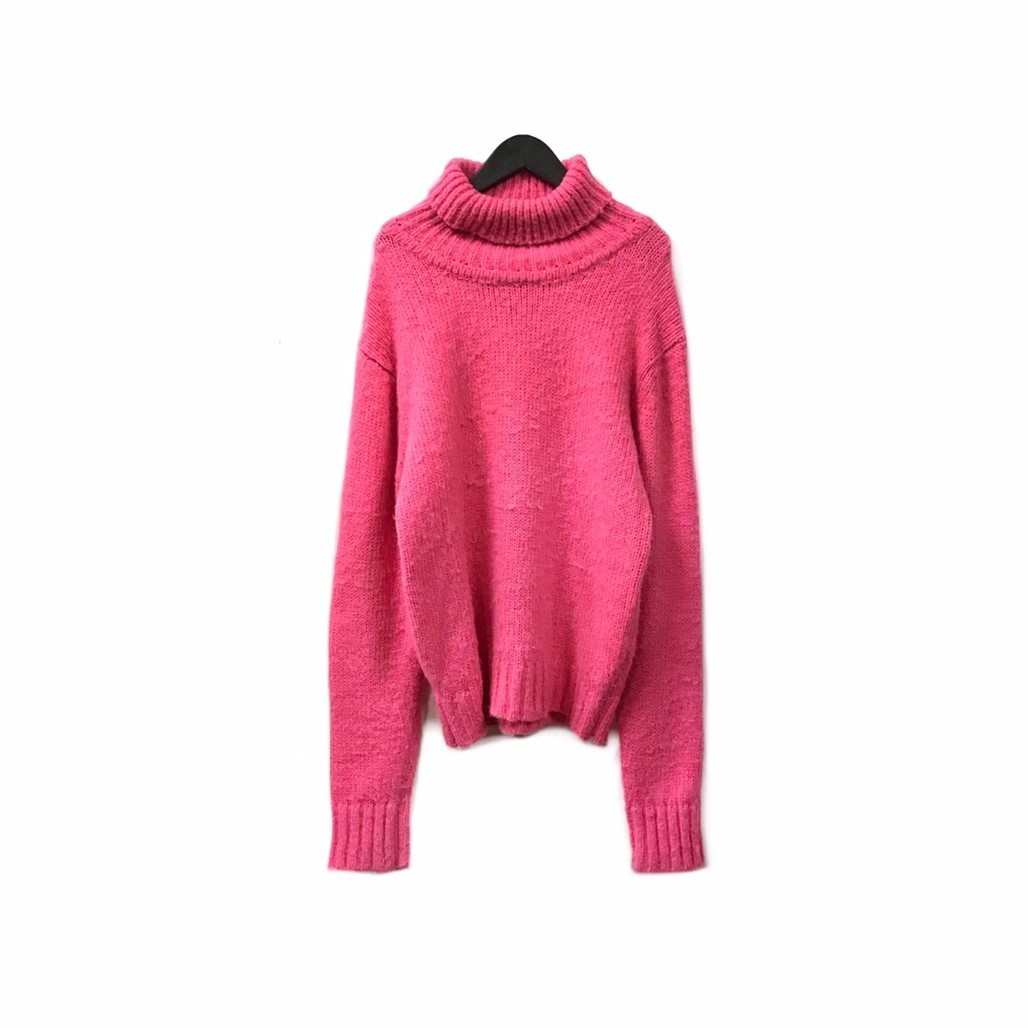 FACETASM - Turtleneck Knit (size - 5) ¥14000+tax