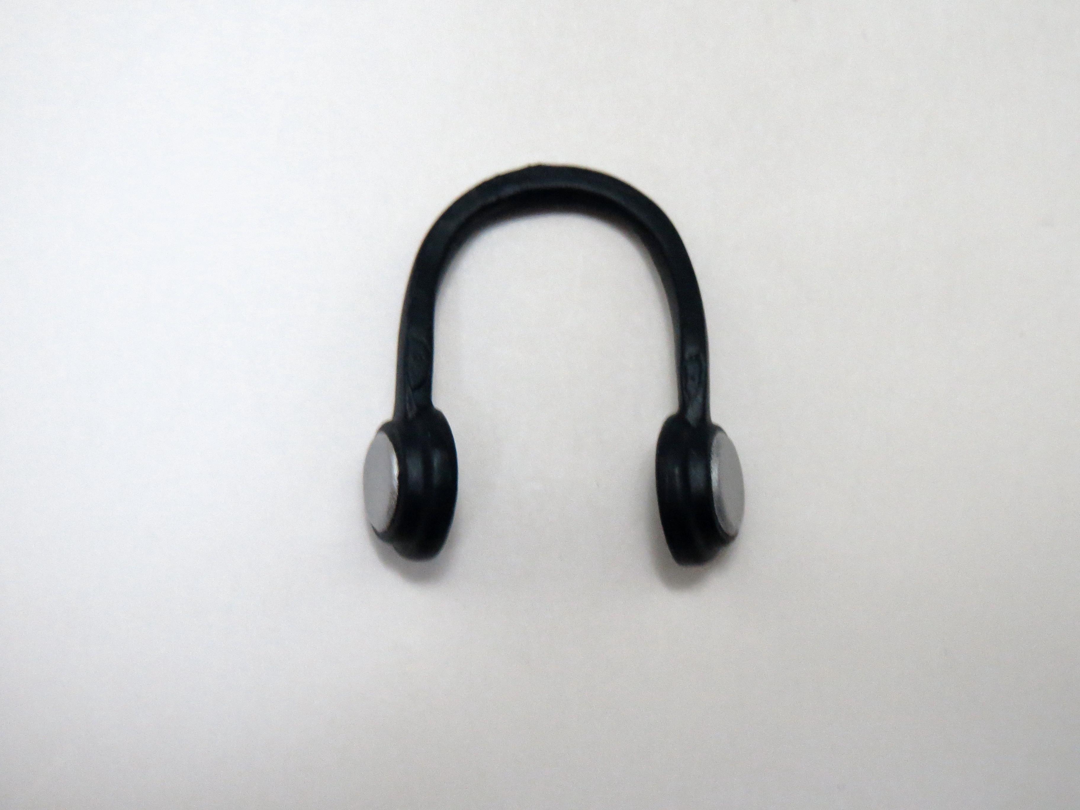 再入荷【320】 月読鎖々美 小物パーツ 首かけヘッドフォン ねんどろいど