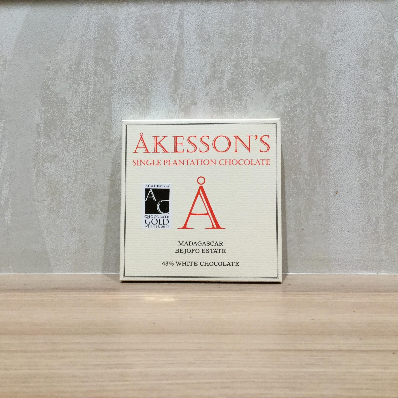 【AKESSON'S/アケッソンズ】44%ホワイト