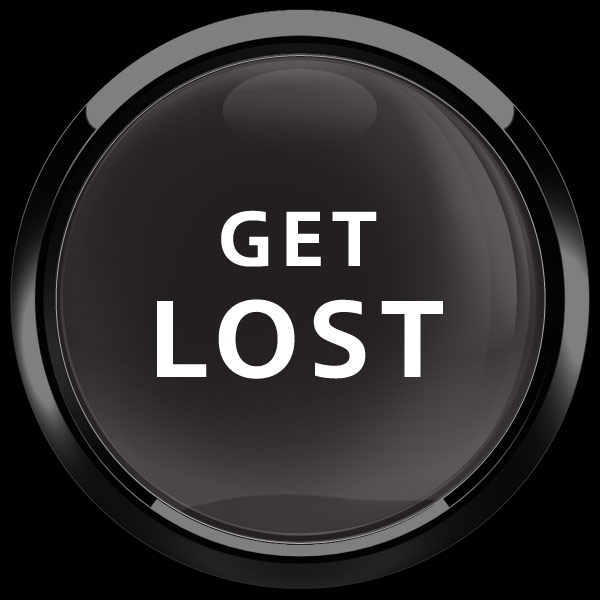 ゴーバッジ(ドーム)(CD1081 - GET LOST) - 画像4
