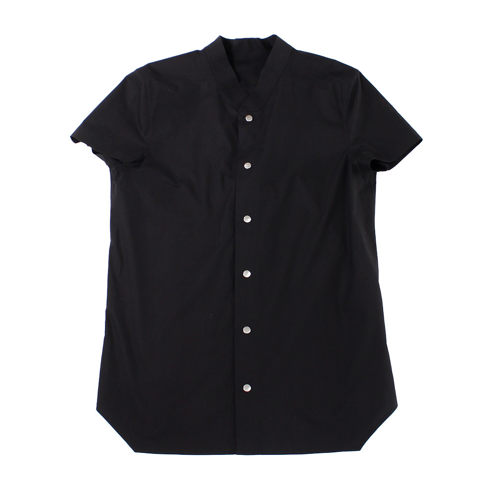 RICK OWENS Short Sleeve Shirt