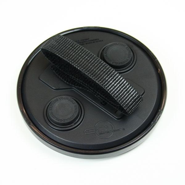 ゴーバッジ グリルバッジホルダー(黒) - 画像4