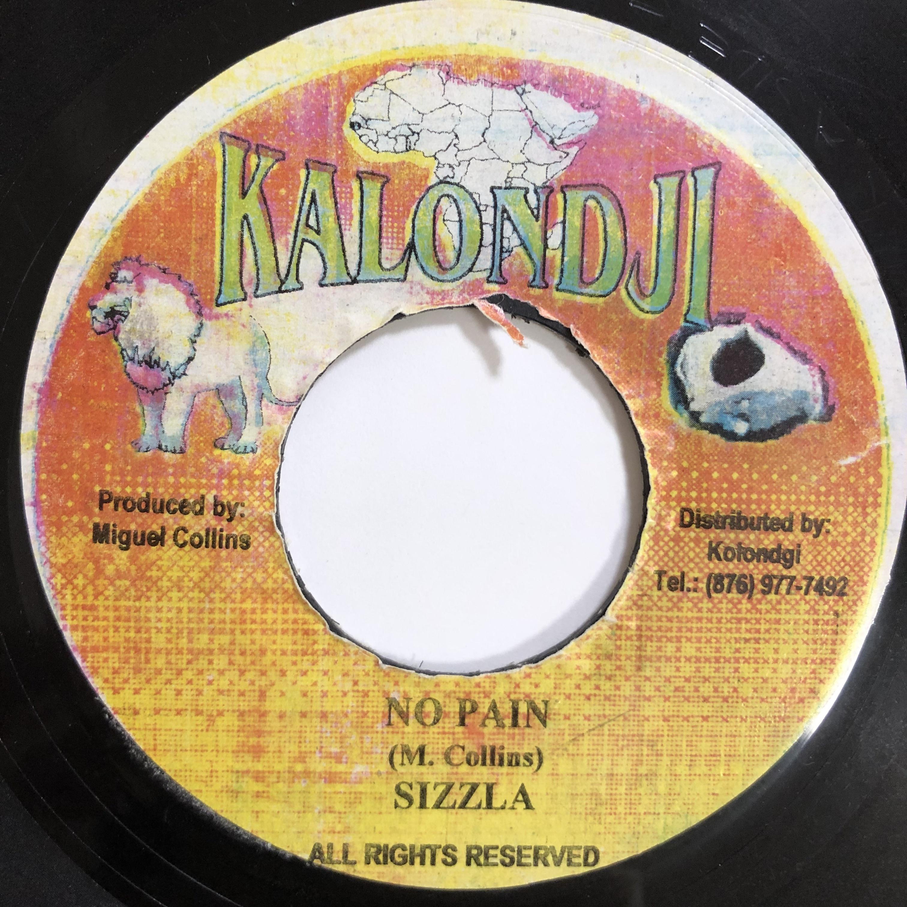 Sizzla(シズラ) - No Pain【7-20035】
