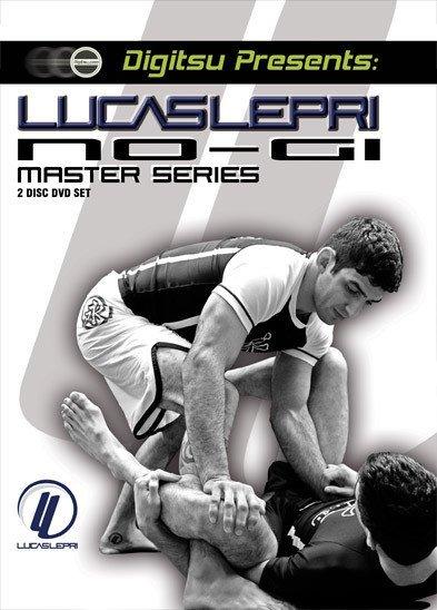 ルーカス・レプリ ノーギ・マスターシリーズ DVD|ノーギ教則DVD