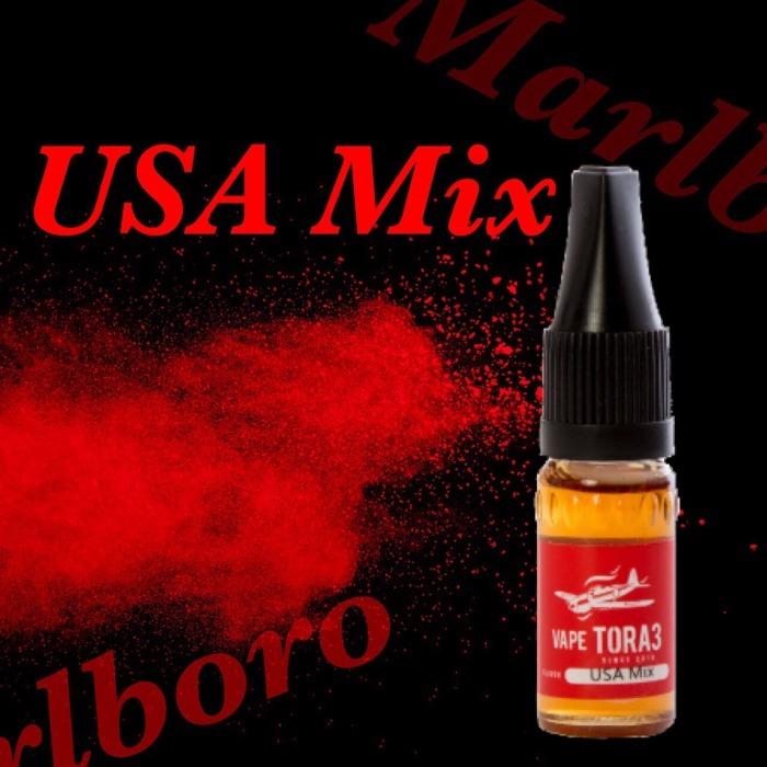 USA Mix(マルボロ風味) 電子タバコ リキッド 10ml VAPETORA3