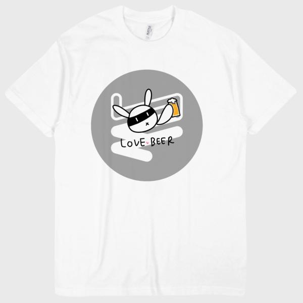 WALL-Tシャツ FALL(グレー)