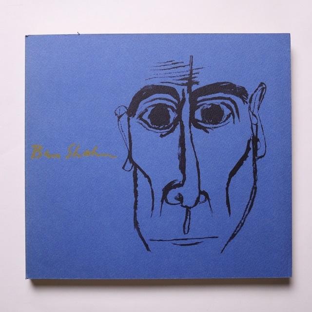 ベン・シャーン 展 図録 1970 / 東京国立近代美術館/東京新聞