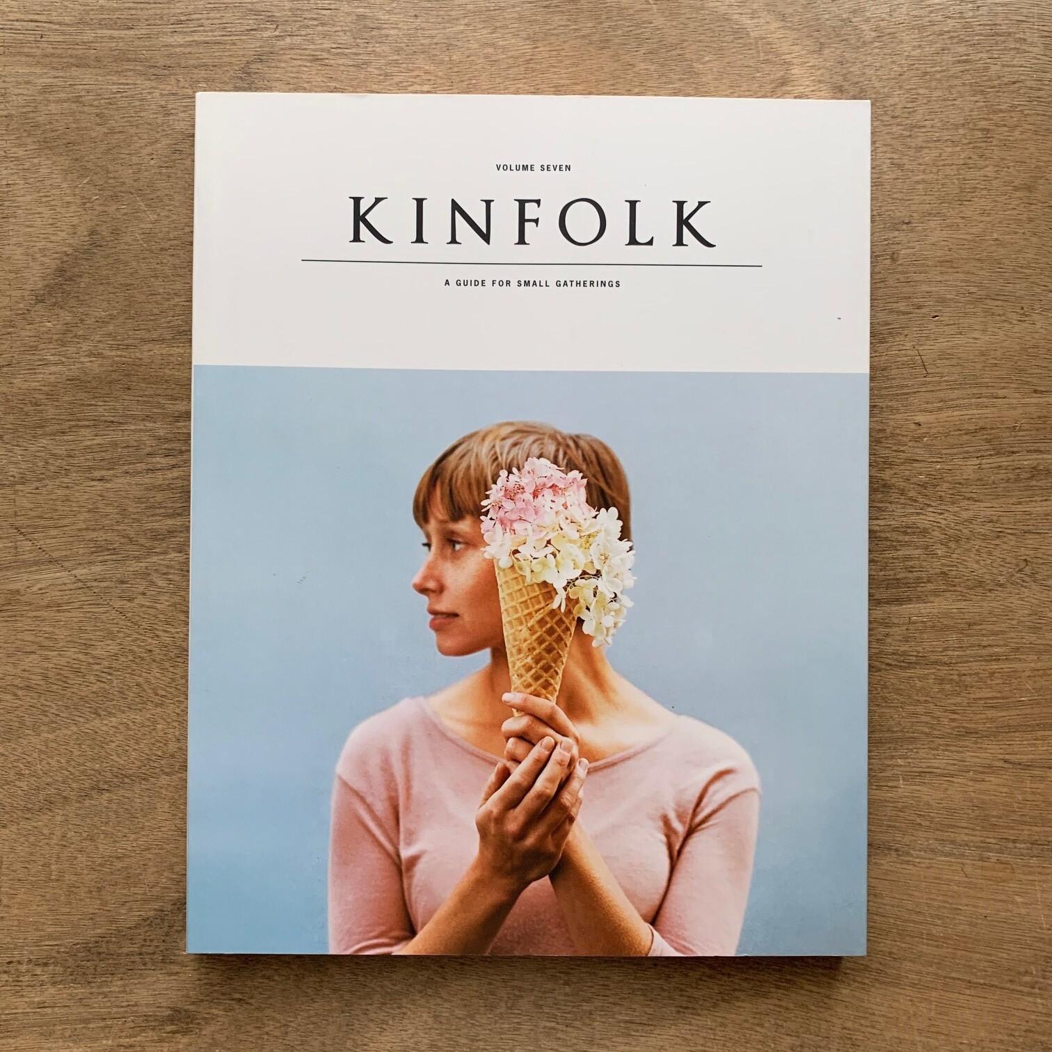 KINFOLK MAGAZINE vol.7 / 2013年