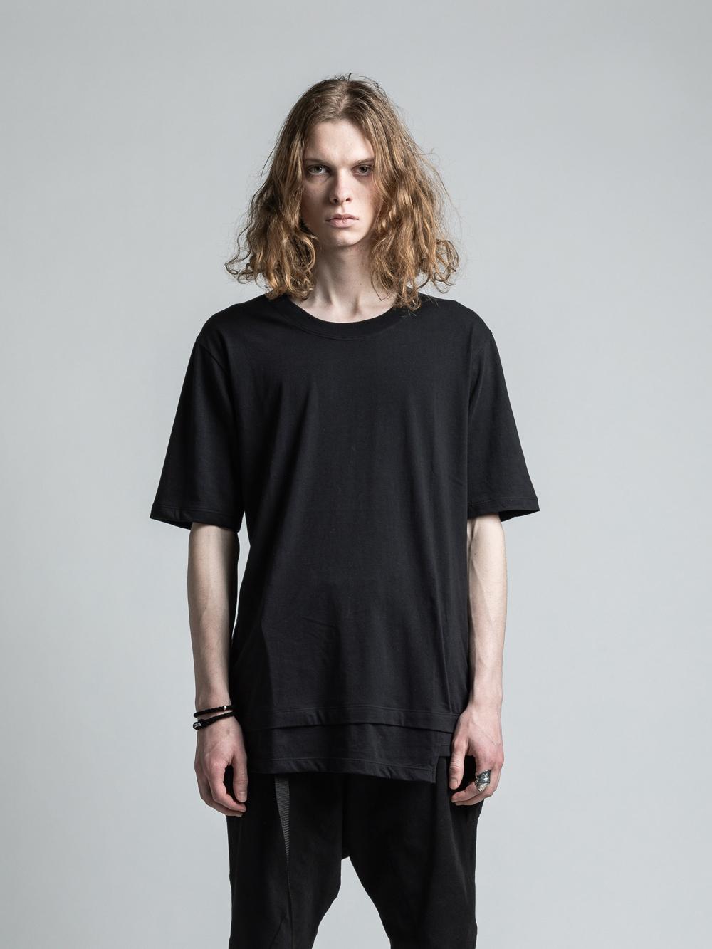 VI-3229-01 / コーデュラナイロン切り替えTシャツ