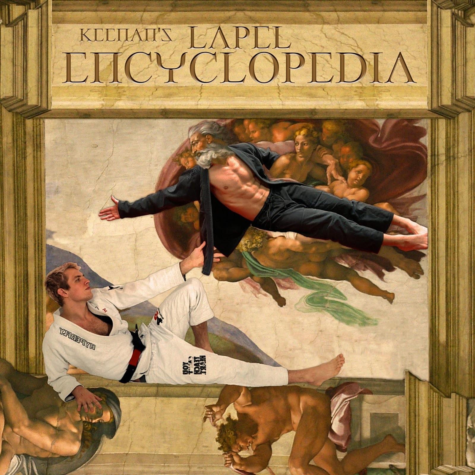 予約注文受付中です!キーナン・コーネリアス THE LAPEL ENCYCLOPEDIA 9 DVD SET