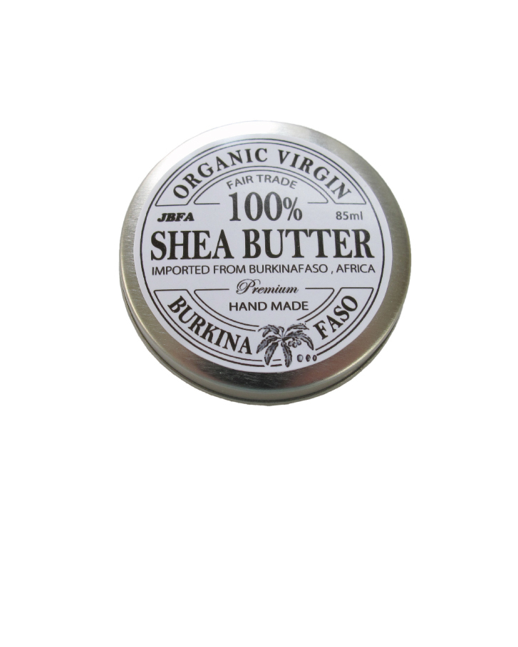 organic virgin shea butter small - 画像1