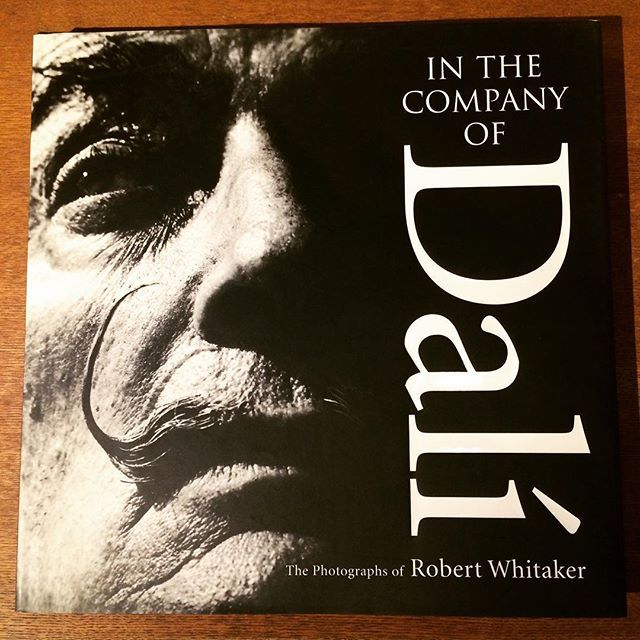 写真集「In the Company of Dalí: The Photographs of Robert Whitaker」 - 画像1