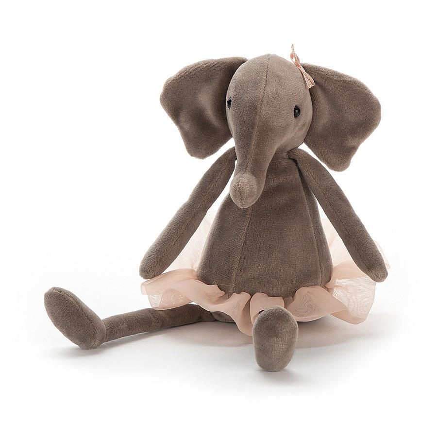Dancing Darcey Elephant Small_DDS6E
