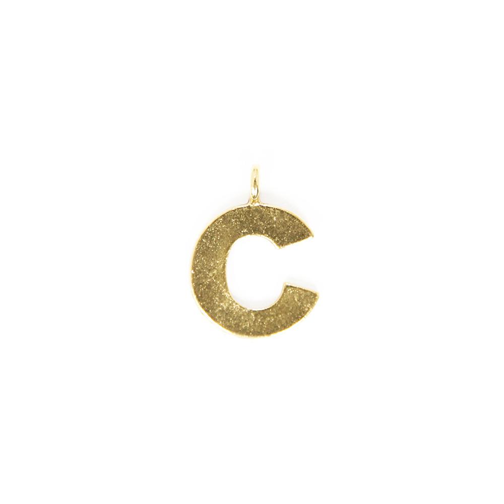 アルファベットラージC