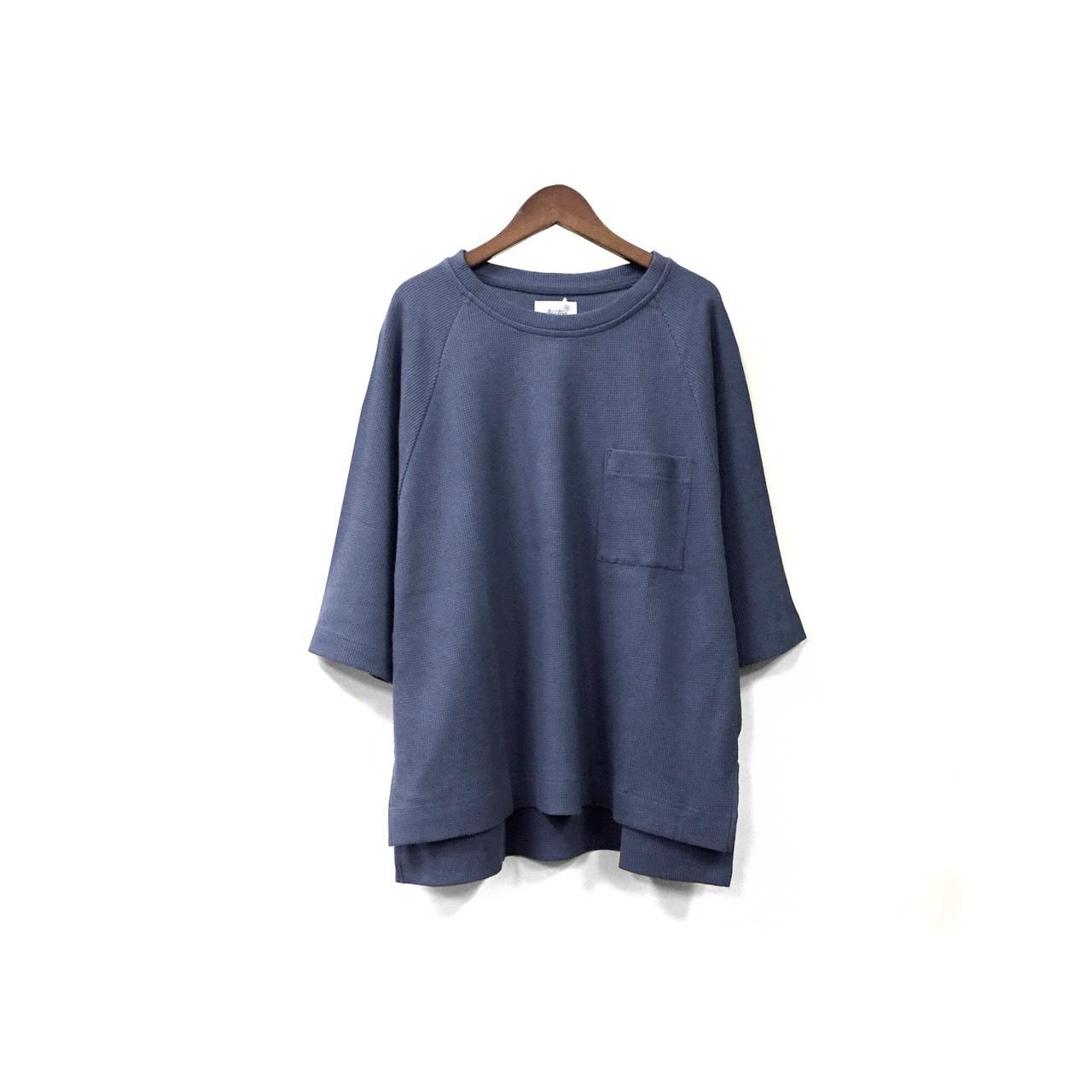 yotsuba - Thermal Tops / DarkBlue ¥11000+tax
