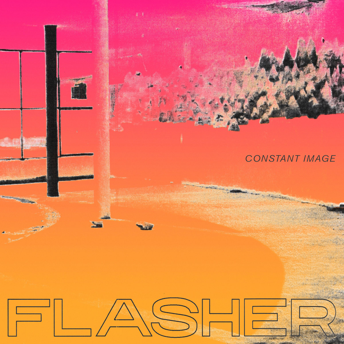 Flasher / Constant Image(Ltd LP)