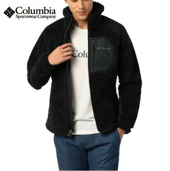 コロンビア Columbia フリース ジャケット アーチャーリッジジャケット PM3743 Black