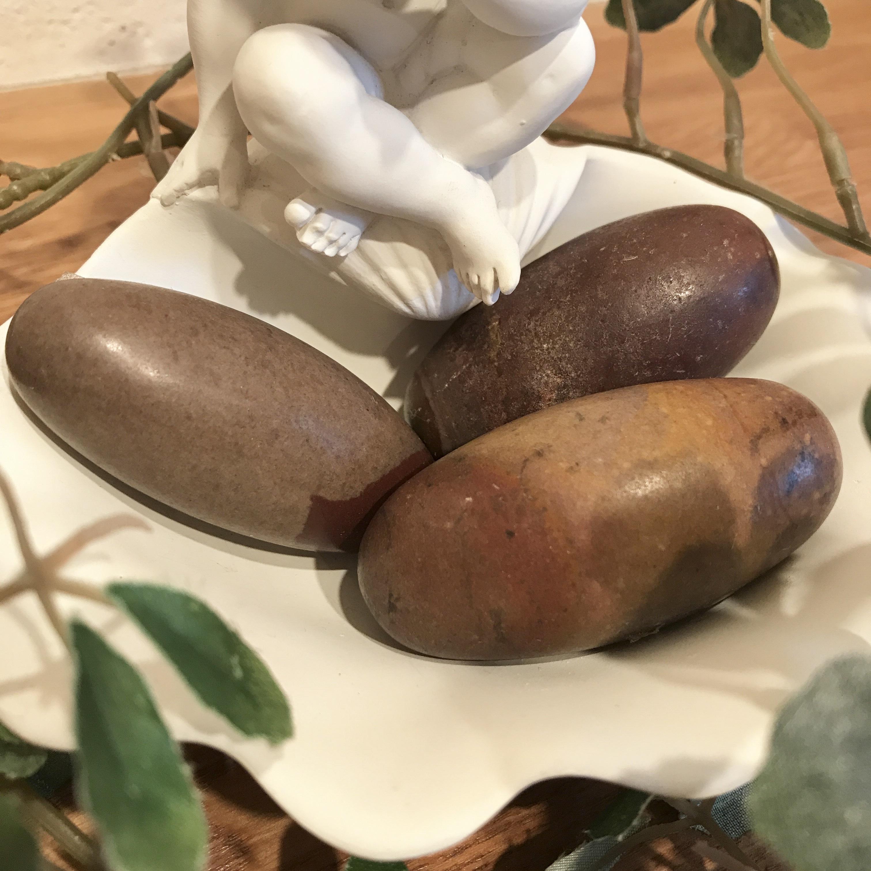 子宝の石としても有名です|タントリック・リンガム(中サイズ)